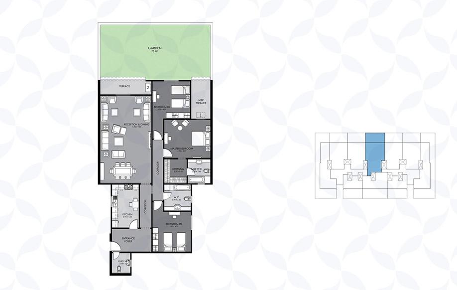 Ground Floor - Type - A & B
