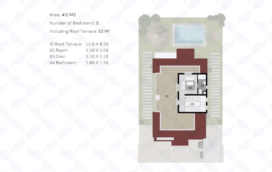 VILLA 'AS' - Penthouse