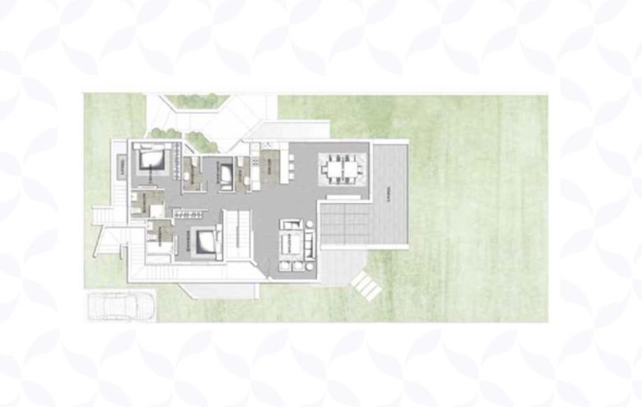 Jefaira Chalet A Type 2 Ground Floor