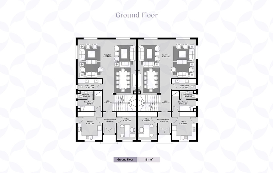 Twin House Ground Floor