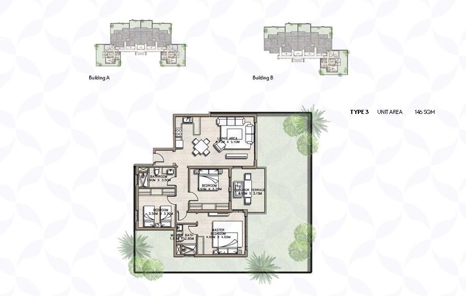 Coast 82 Apartment Types 3