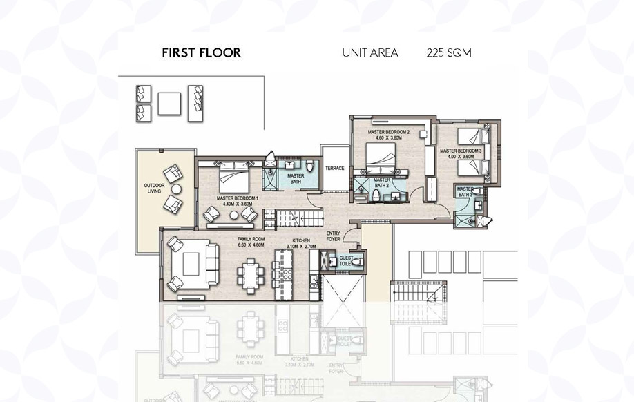 Coast 82 Prime Chalet - Floor One