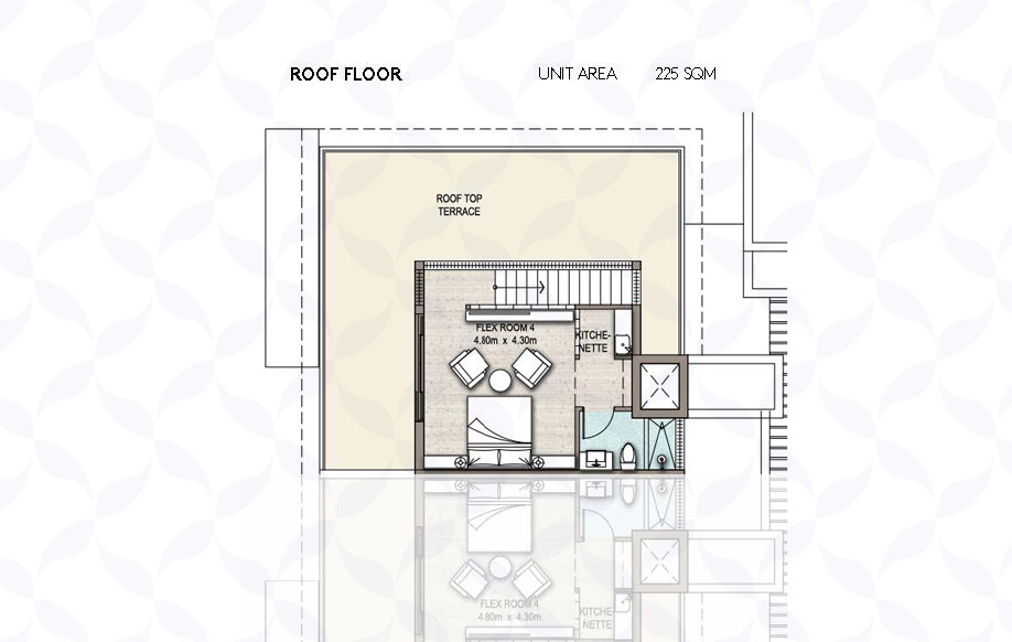 Coast 82 Prime Chalet - Roof Floor