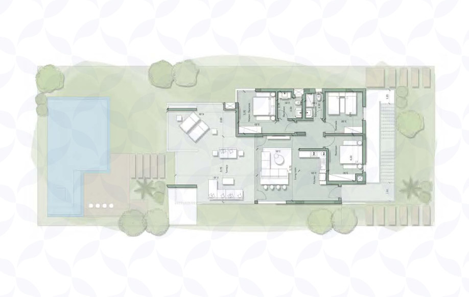 Fouka Bay Chalet B With Roof - Roof Floor