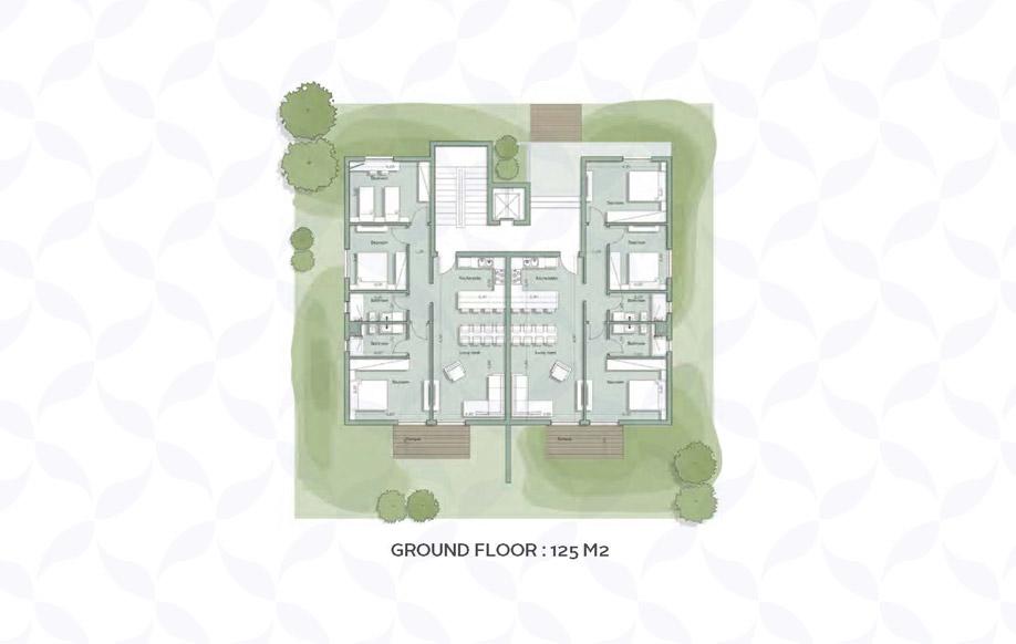 Fouka Bay Chalet D Ground Floor
